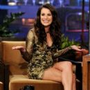 "Lea Michele Explains Name Change on the ""Tonight Show"""