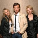 Juliette Binoche, Jude Law and Robin Wright in Breaking and Entering Photocall (2006)