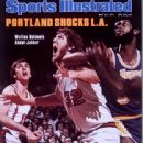 Kareem Abdul-Jabbar - Sports Illustrated Magazine Cover [United States] (23 May 1977)