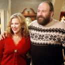 James Gandolfini and Catherine O'Hara