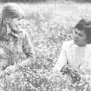 Jane Asher and Hywel Bennett