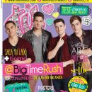 Logan Henderson, James Maslow, Kendall Schmidt, Carlos PenaVega, Darryl Young - Tu Magazine Cover [Mexico] (10 February 2014)