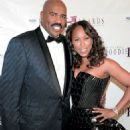 Marjorie Harvey and Steve Harvey - 454 x 691