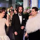 Rose Ball 2018 To Benefit The Princess Grace Foundation at Sporting Monte-Carlo on March 24, 2018 in Monte-Carlo, Monaco
