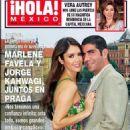 Marlene Favela Meraz and Jorge Kahwagi