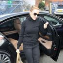 Kylie Minogue - a film studio in London, 27.01.2011