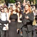 Angelina Jolie and Brad Pitt  'World War Z' UK Premiere (June 2, 2013)