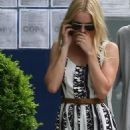 Kate Bosworth - Arriving At Her Hotel In New York City, 2010-05-02