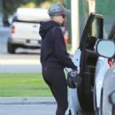 Charlize Theron in Spandex – Out in West Hollywood