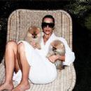 Kim Kardashian – Violet Grey Photoshoot 2017