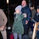 Scarlett Johansson – Attends the SNL afterparty at Buddakan restaurant in NY - 454 x 681