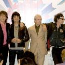 The Rolling Stones attends a press conference on April 7, 2006 in Shanghai, China. The Rolling Stones will hold their first-ever concert in mainland China on April 8 at the 8,500-seat Shanghai Grand Stage - 454 x 314