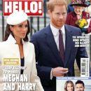Prince Harry Windsor and Meghan Markle