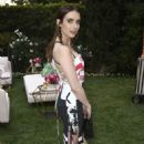 Emma Roberts–Kim Crawford Rose Launch in Beverly Hills - 454 x 681