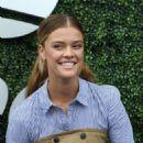 Nina Agdal – US Open 2018 Men's Final in New York