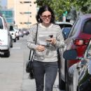 Courteney Cox – Shopping for furniture in West Hollywood