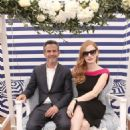 Jessica Chastain – '355' Cocktail Party with DIRECTV and The Hollywood Reporter at 2018 Cannes Film Festival - 454 x 677