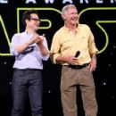 Harrison Ford-August 15, 2015-'Worlds, Galaxies, And Universes: Live Action At The Walt Disney Studios Presentation At Disney's D23 EXPO 2015 - 421 x 600