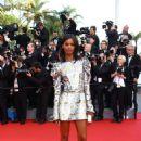 Liya Kebede La Tete Haute Premiere At 2015 Cannes Film Festival