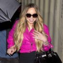 Mariah Carey – Arrives at Craig's in West Hollywood - 454 x 505