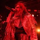 Recording Artist Rob Zombie performs at Ascend Amphitheater on May 7, 2016 in Nashville, Tennessee - 454 x 311