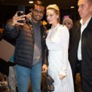 Margot Robbie – Attends a screening of 'Mary Queen of Scots' in New York