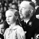 Heinrich Himmler and daughter - 300 x 398