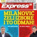 Zoran Milanović  -  Magazine Cover
