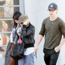 Ashley Tisdale, Vanessa Hudgens, and Austin Butler were once again spotted out with each other, December 20, in Los Angeles