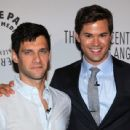 Justin Bartha and Andy Rannells