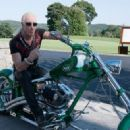 Dee Snider attends The Eric Trump 8th Annual Golf Tournament at Trump National Golf Club Westchester on September 15, 2014 in Briarcliff Manor, New York