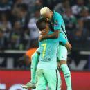 Mönchengladbach v. Barcelona