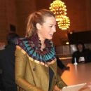 Blake Lively: Apple Store Opening Fun