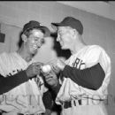 Billy Martin & Mickey Mantle