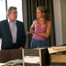 Attorney Ed Masry (Albert Finney) and twice-divorced high school dropout Erin Brockovich (Julia Roberts) make an unlikely team in Universal's Erin Brockovich - 2000