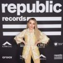 Sabrina Carpenter – Republic Grammys After Party in LA