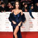 Yazmin Oukhellou – 2019 National Television Awards in London - 454 x 662