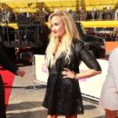 Demi Lovato At The 2012 MTV Video Music Awards - Arrivals
