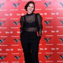 Emma Willis – Pictured at The Voice UK Photocall Series 4 in Manchester - 454 x 647