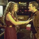 Mariah Carey and Chris O'Donnell in The Bachelor - 11/99