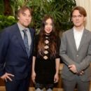 Lorelei Linklater, Richard Linklater and Ellar Coltrane attend the AFI Awards Luncheon