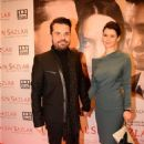 "Beren Saat & Kenan Dogulu attend the ""Çalsin Sazlar"" Premiere (January 08, 2015)"