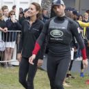 The Duke&Duchess of Cambridge Visit Portsmouth for America's Cup World Series