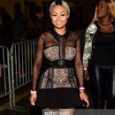 Blac Chyna Attends The Bronner Brothers Official After Party at Velvet Room in Chamblee, Georgia - August 3, 2014 - 454 x 726