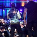 Dwayne Johnson- April 9, 2016-2016 MTV Movie Awards - Show - 454 x 320