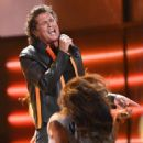 Carlos Vives- The 17th Annual Latin Grammy Awards - Show - 454 x 530