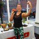 Lauren Lo Bosworth Runwithlara Media Event In New York