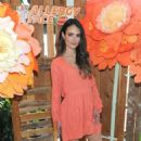 Jordana Brewster – Zyrtec and Create and Cultivate at a Panel to talk Allergy Face in NY - 454 x 681