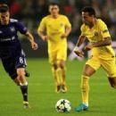 RSC Anderlecht v Paris Saint-Germain - UEFA Champions League - 454 x 316