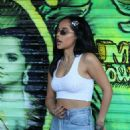 Becky G – Fan Meet and Greet event in LA - 454 x 681